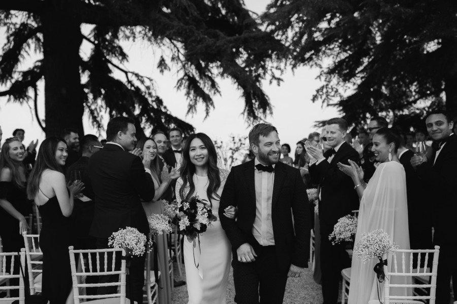 Wedding in Castello di Tabiano