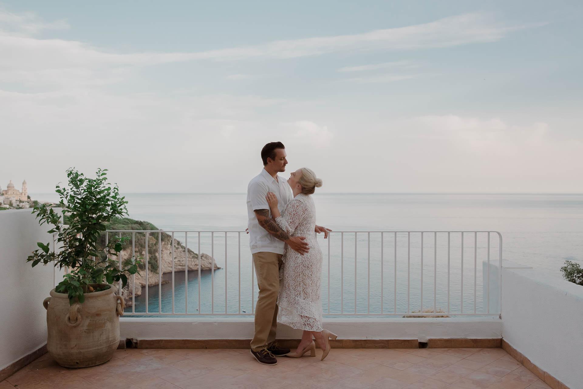 Luna di miele in Costiera Amalfitana – Fotografo Positano