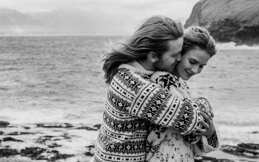 Engagement Session in Faroe Islands