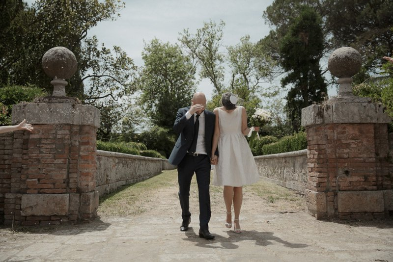 _ Un matrimonio buddista in Toscana