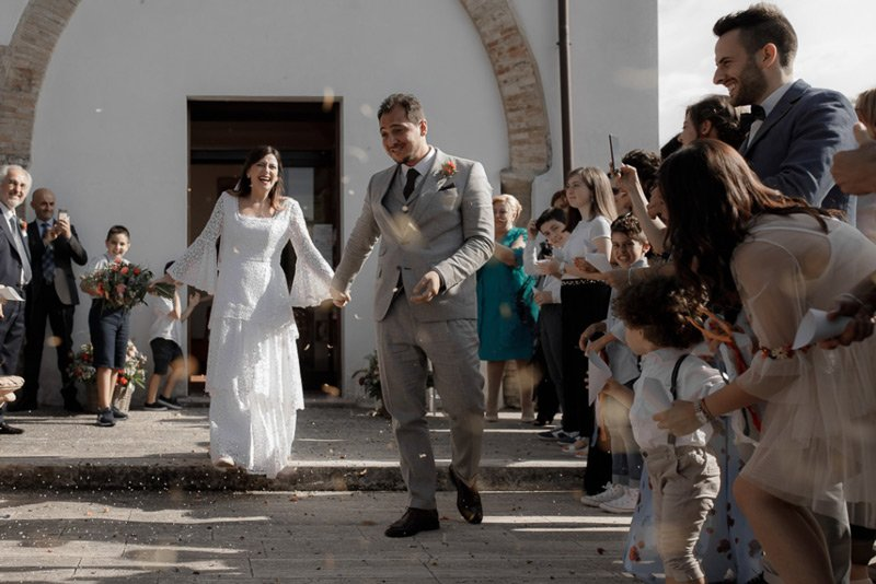 _ Folk Italian Wedding