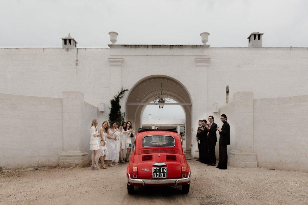 _ Rainy wedding in Masseria