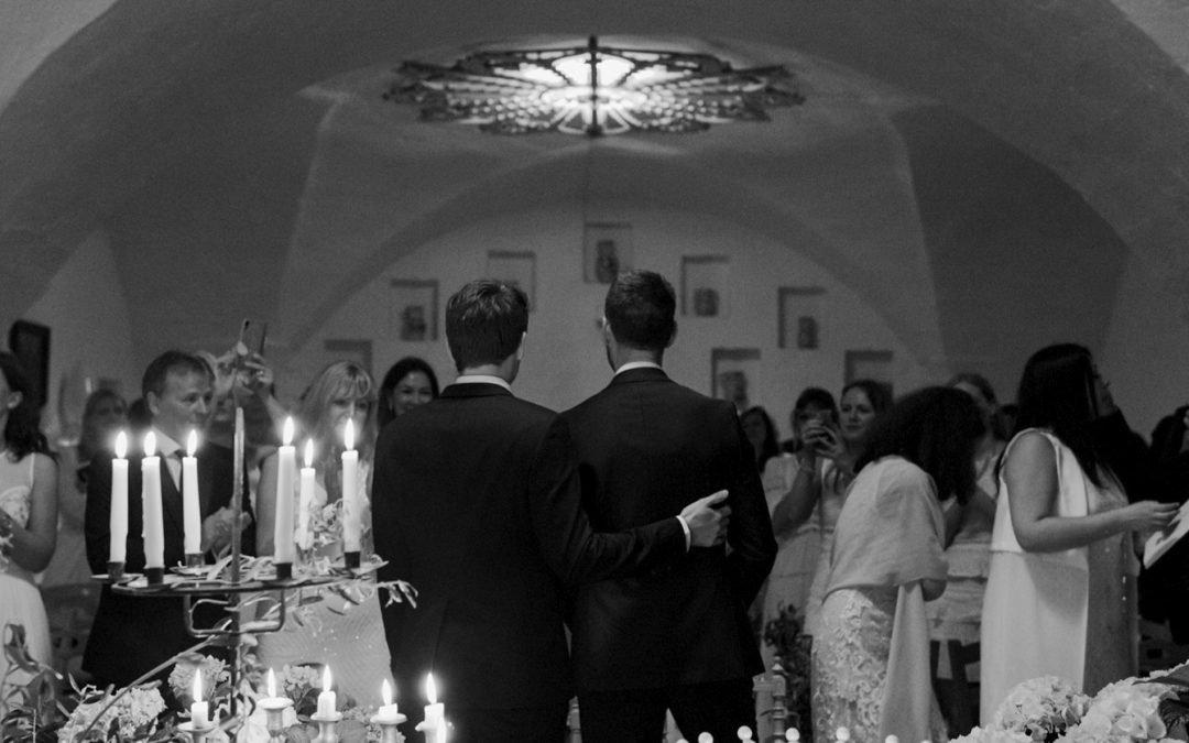 Matrimonio con la pioggia in Puglia