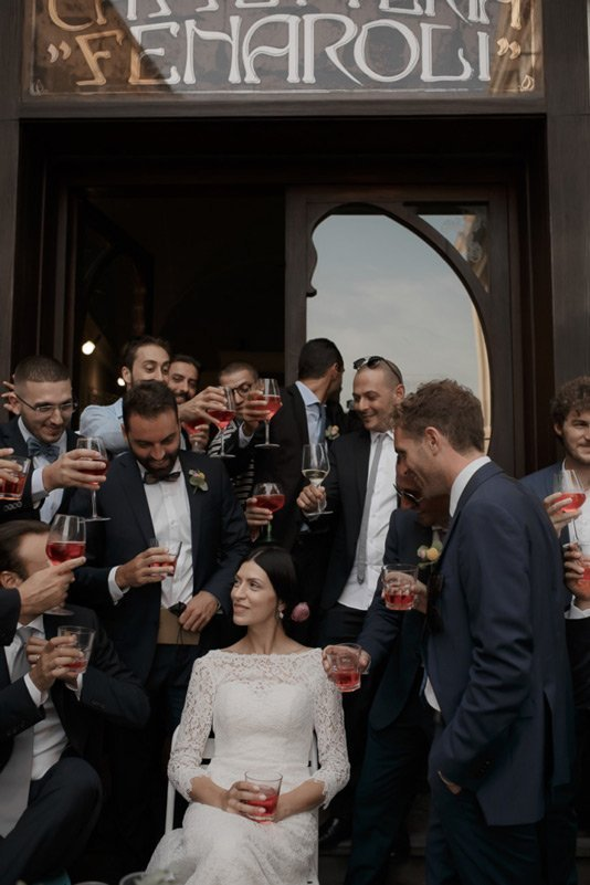 Traditional Wedding in Italy