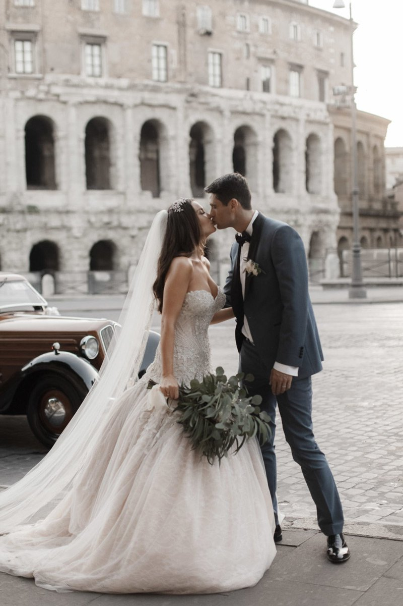 _ Wedding Photographer in Rome