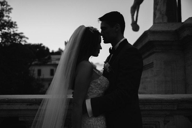 _ Wedding in Piazza Venezia - Rome