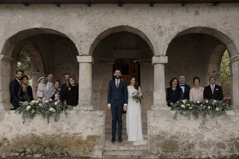 _ Un Matrimonio sulle vette d'Abruzzo