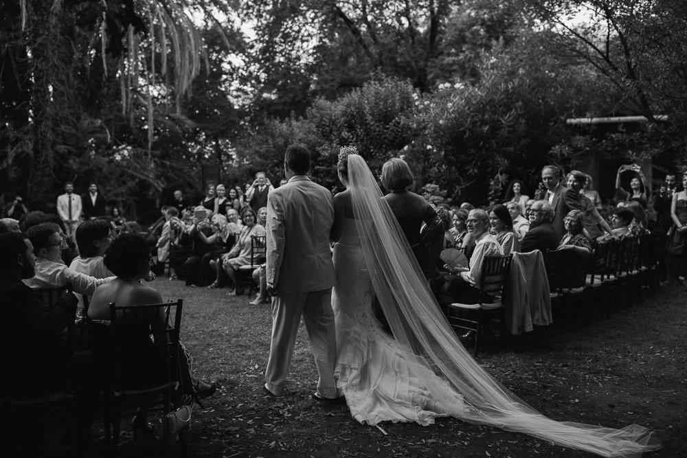 _ Garden Wedding in Rome